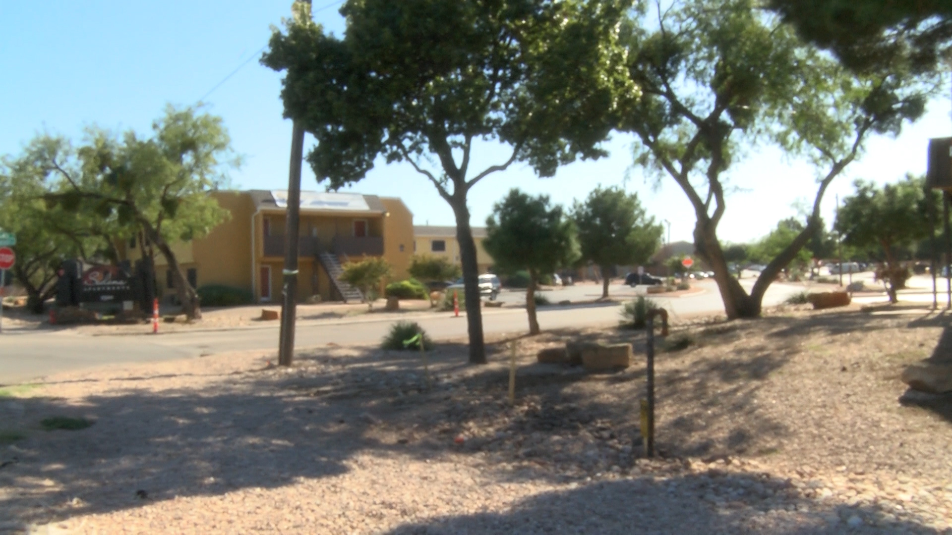 Aggravated robbery reported at Sedona Apartments